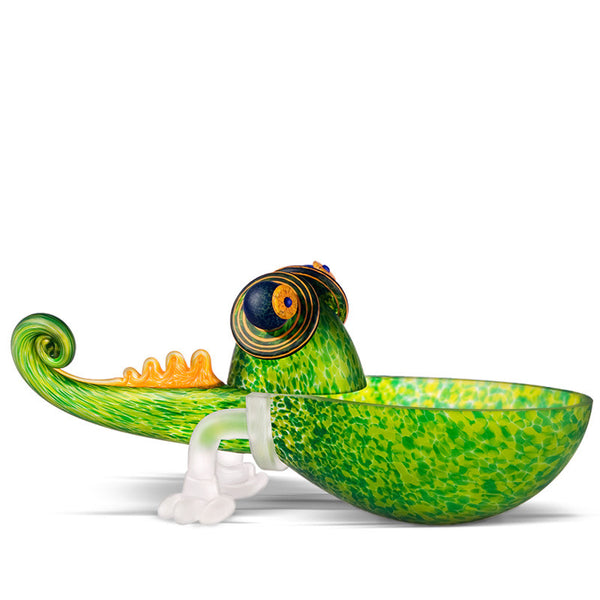 CHAMELEON SMALL - Bowl, Bowl, [Borowski Art Glass in Asia]