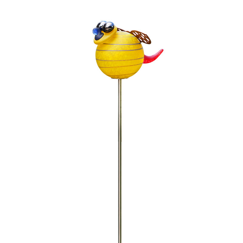 BEE STICK - Outdoor object, Outdoor sculpture, [Borowski Art Glass in Asia]