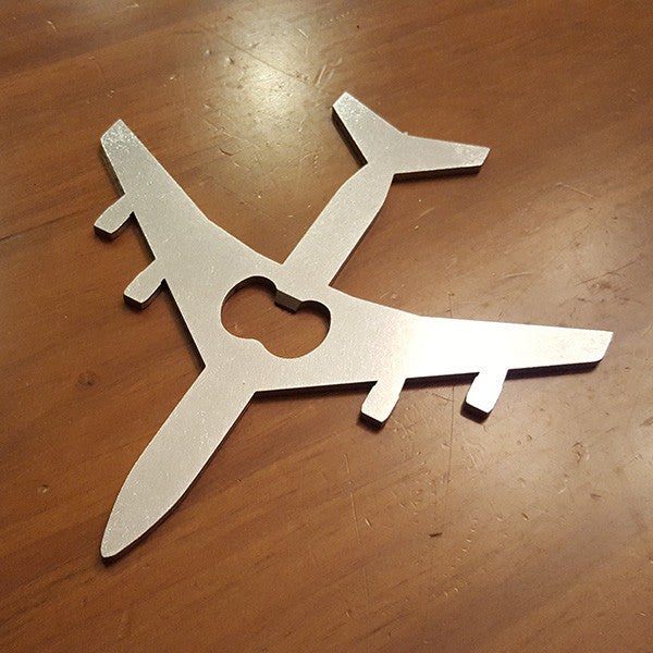 707 Airliner Bottle Opener - PLANEFORM