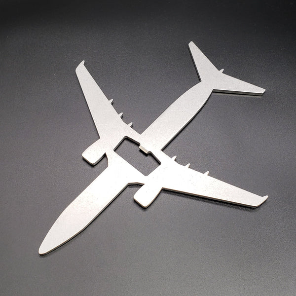 737 / C-40 Clipper Bottle Opener - PLANEFORM