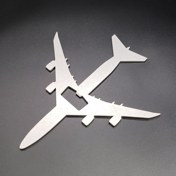 747 Airliner Bottle Opener - PLANEFORM