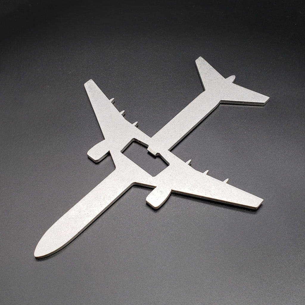 757 Airliner Bottle Opener - PLANEFORM