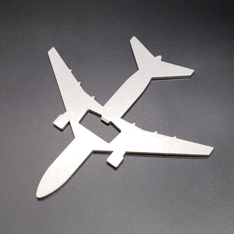 767 Airliner Bottle Opener - PLANEFORM