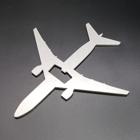 777 Airliner Bottle Opener - PLANEFORM