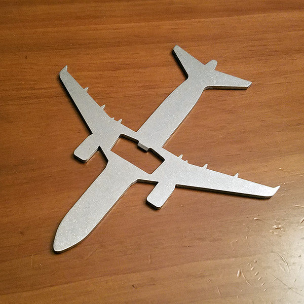 A320 Airliner Bottle Opener - PLANEFORM