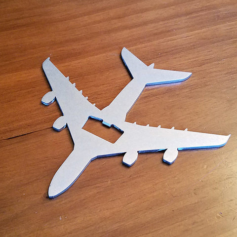 A380 Airliner Bottle Opener - PLANEFORM