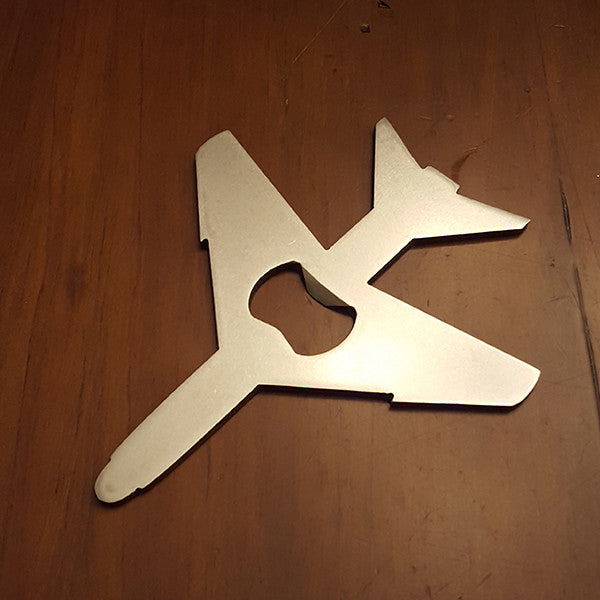 A-7 Corsair II Bottle Opener - PLANEFORM