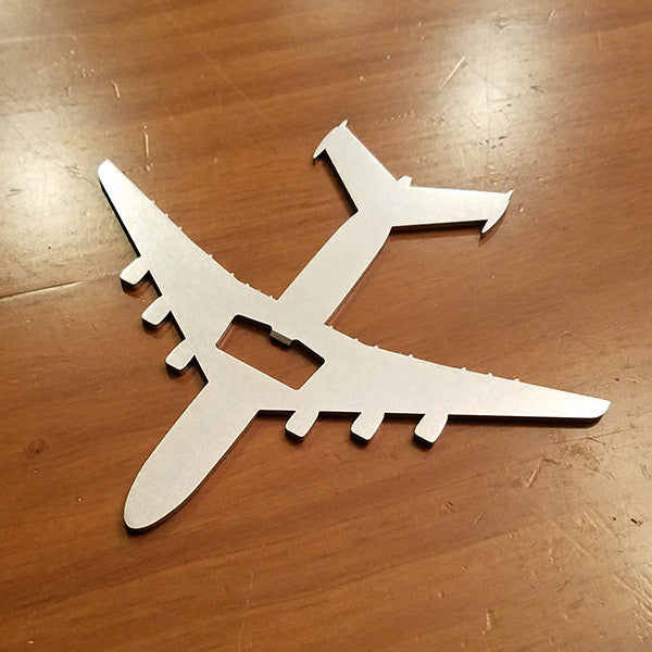 AN-225 Mriya 'Dream' Cargo Plane Bottle Opener - PLANEFORM