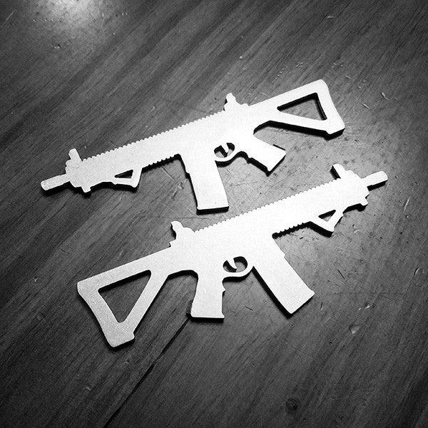 AR-15 SBR Bottle Opener - PLANEFORM