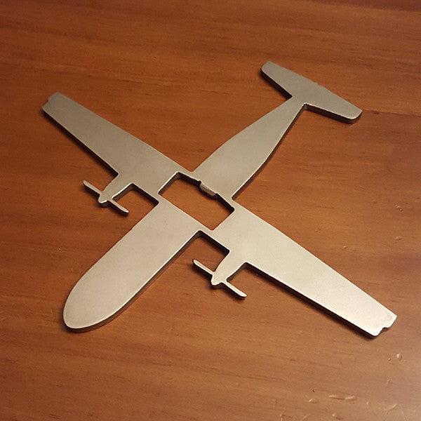 ATR-42 Airliner Bottle Opener - PLANEFORM