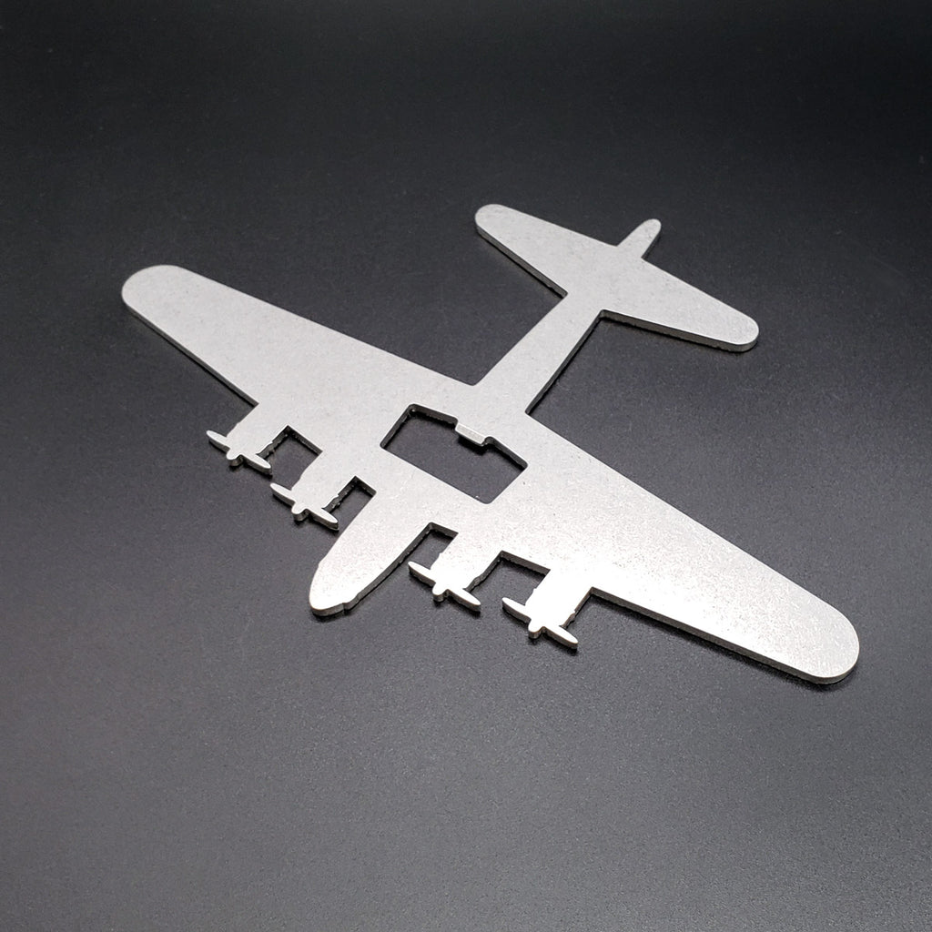 B-17 Flying Fortress Bottle Opener - PLANEFORM