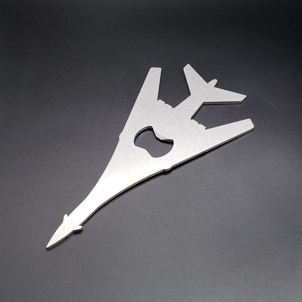 B-1B Lancer 'Bone' Bottle Opener - PLANEFORM