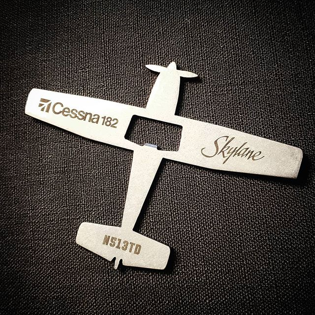 Custom Engraving - PLANEFORM