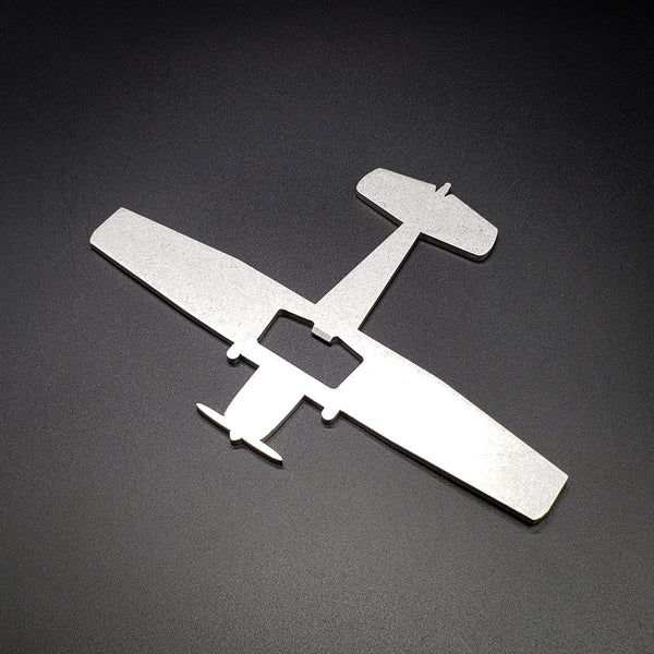 Cessna 180 Bottle Opener - PLANEFORM