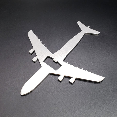 C-5 Galaxy Bottle Opener - PLANEFORM
