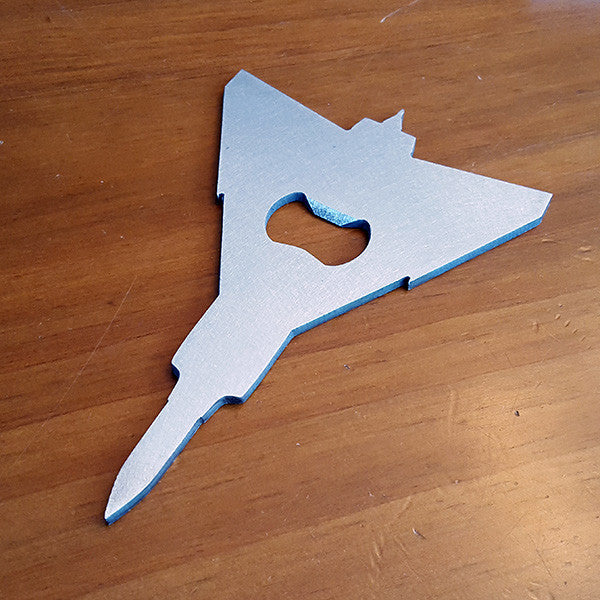 CF-105 Avro Arrow Bottle Opener - PLANEFORM