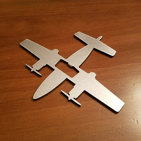 Cessna 414 / 421 Bottle Opener - PLANEFORM