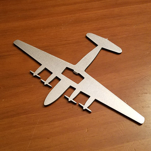 De Havilland Heron DH114 Bottle Opener - PLANEFORM