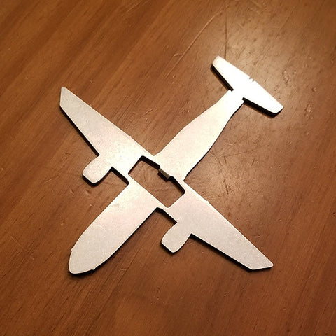 Dornier 328 Jet Bottle Opener - PLANEFORM