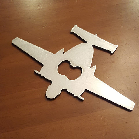 E-1 Tracer 'Willy Fudd' Bottle Opener - PLANEFORM