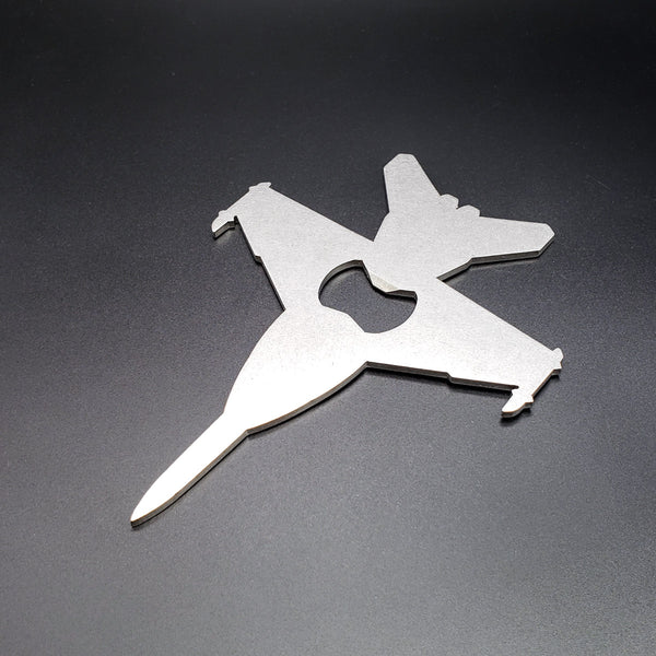 E/A-18G Growler Bottle Opener - PLANEFORM