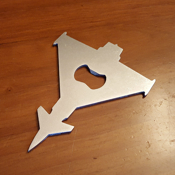 Eurofighter Bottle Opener - PLANEFORM