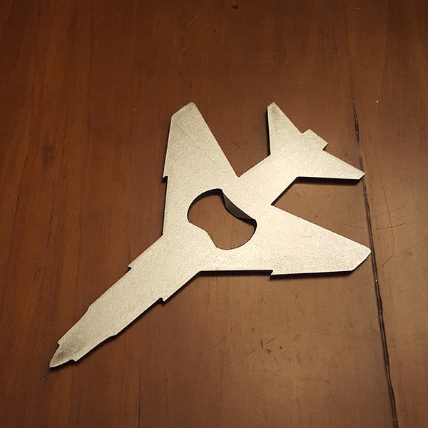 F-8 Crusader Bottle Opener - PLANEFORM