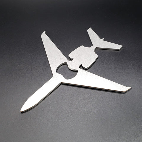 C-37 / G550 / G5-SP Gulfstream Bottle Opener - PLANEFORM