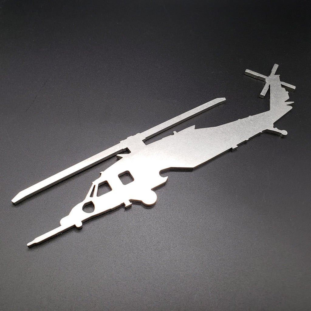 HH-60W Combat Rescue Helicopter Bottle Opener - PLANEFORM