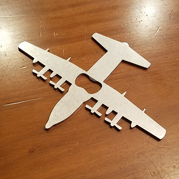 KC-130J Hercules / MC-130J Commando II Bottle Opener - PLANEFORM