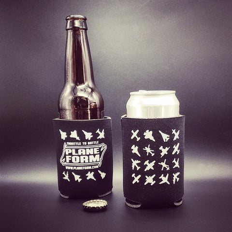Planeform Patterned Koozie - PLANEFORM