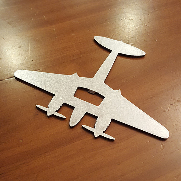 DeHavilland Mosquito Bottle Opener - PLANEFORM