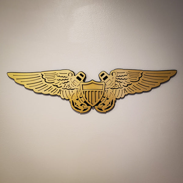 Wings Premium Wall Art - PLANEFORM