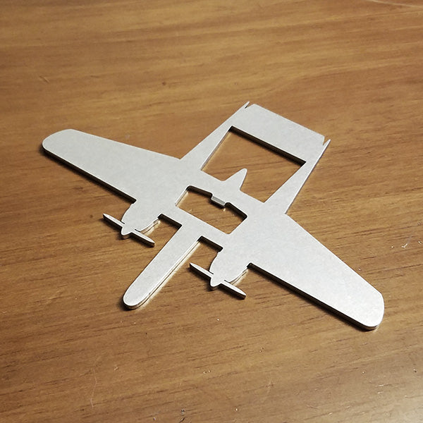 P-61 Black Widow Bottle Opener - PLANEFORM