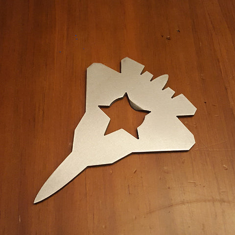 T-50 / PAK-FA Bottle Opener - PLANEFORM