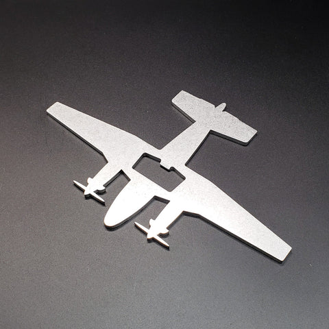 Beech King Air 90 / T-44 Pegasus Trainer Bottle Opener - PLANEFORM