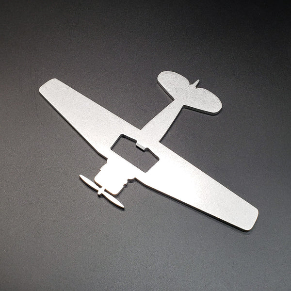 T-6 Texan Warbird Trainer Bottle Opener - PLANEFORM