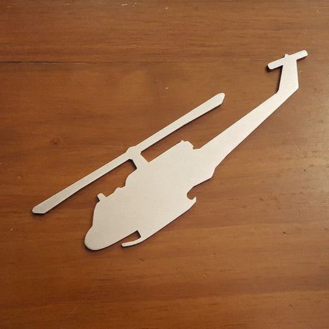UH-1 Huey Bottle Opener - PLANEFORM