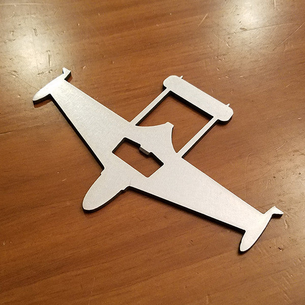 De Havilland Venom FB1 Bottle Opener - PLANEFORM