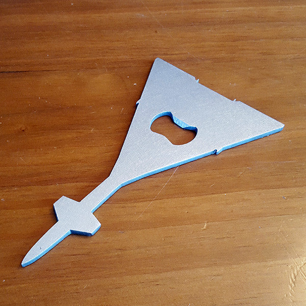 XB-70 Valkyrie Bottle Opener - PLANEFORM