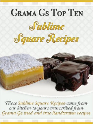 easy square recipes