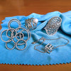 How to Clean Silver Jewellery at Home