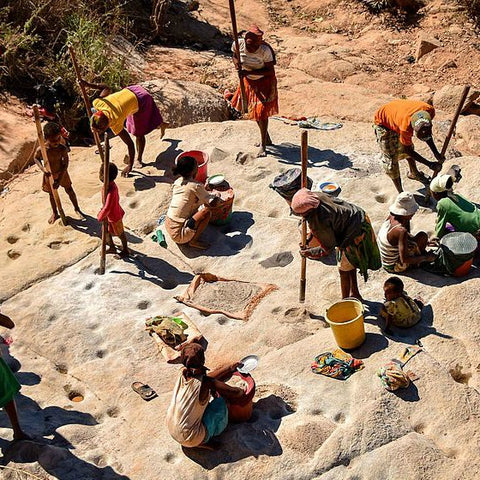 African Gold Miners