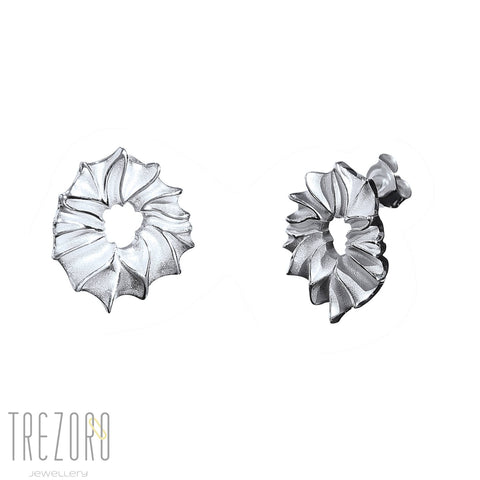 Sterling Silver Studs - Office Dress Code