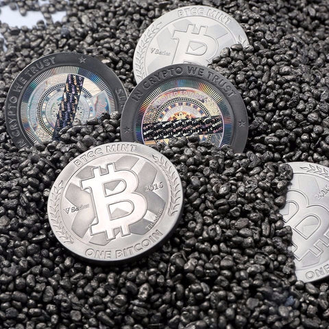 rhodium plated coins