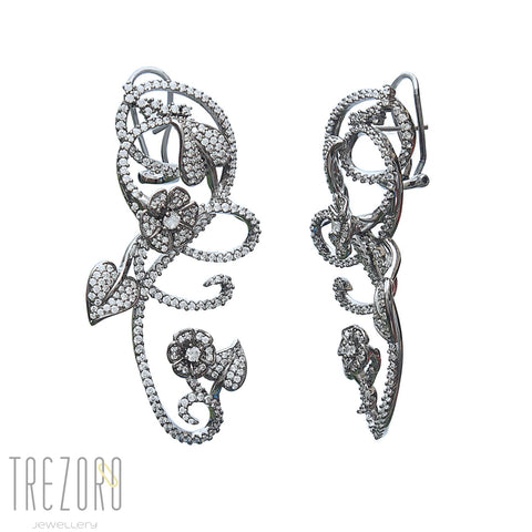 Love is in the Air Designer Earrings