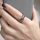Only You Ring Sterling Silver Unusual Jewellery Online