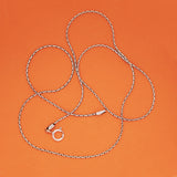 snake chain sterling silver women jewellery