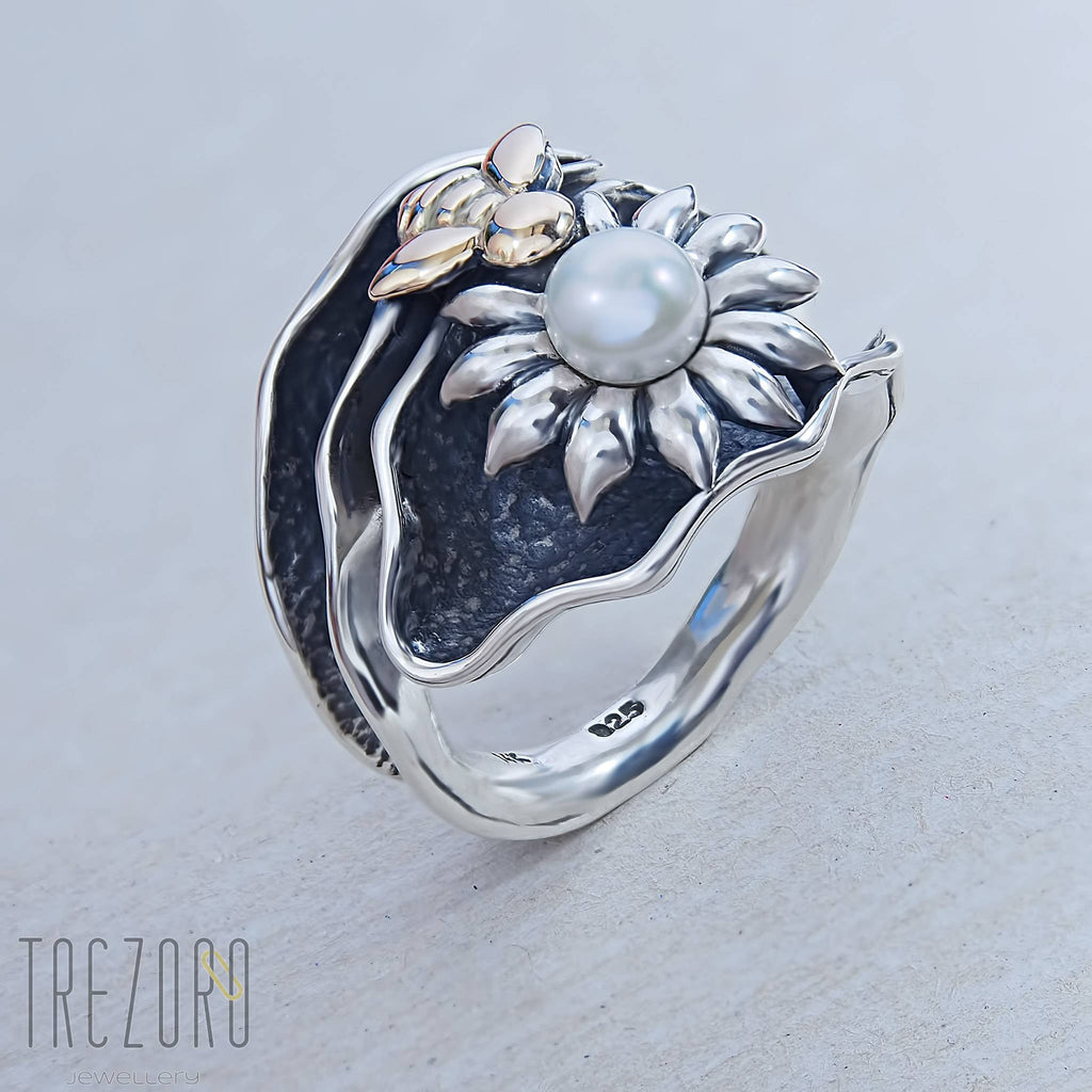 Wild Honey Ring