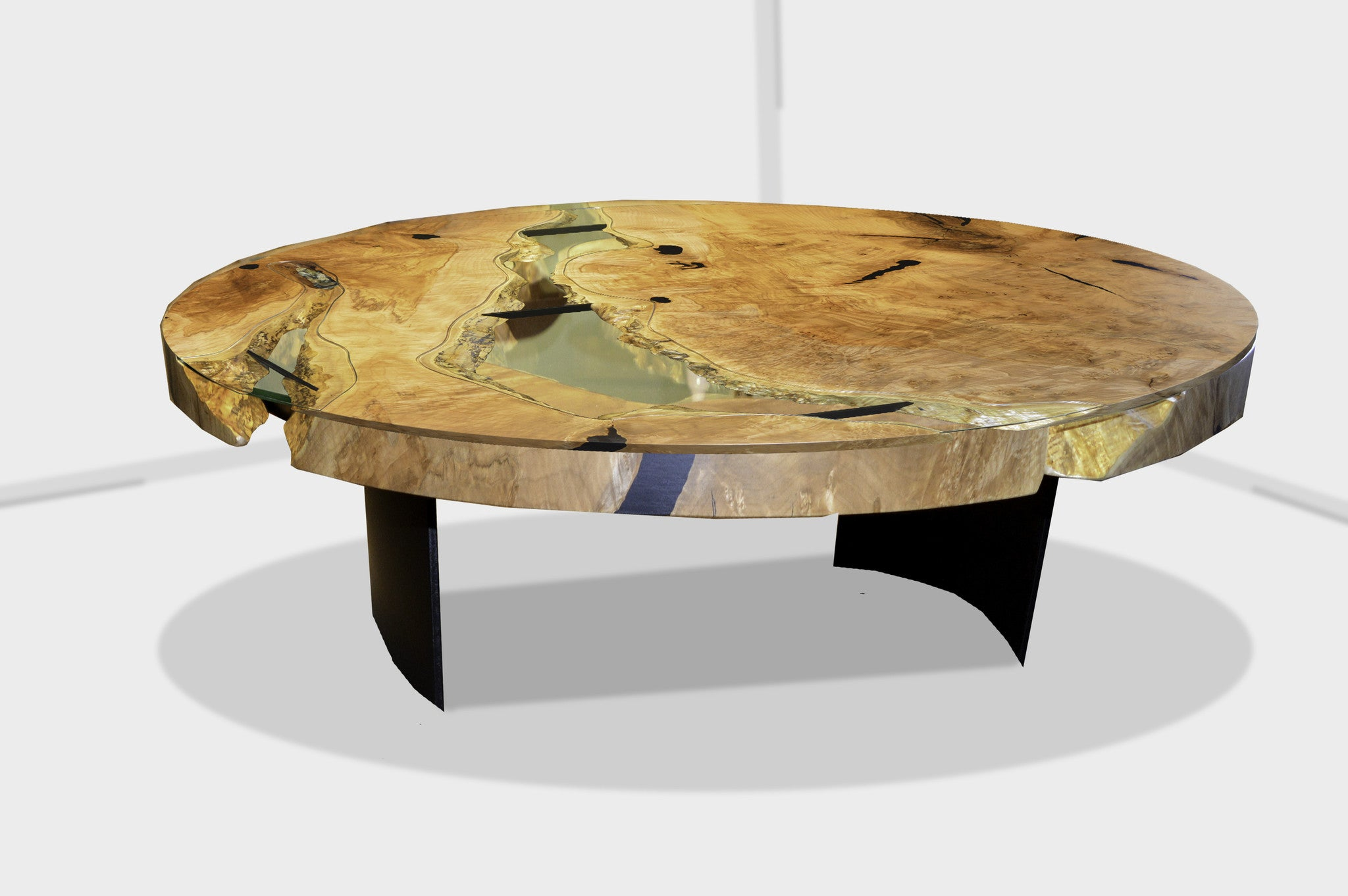 River Run Coffee Table Live Edge Design Inc Canada
